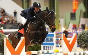 Un cheval a déjà sauté plus de 2 mètres.