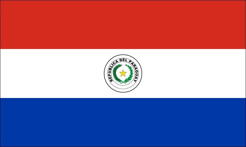Et celle du Paraguay ?