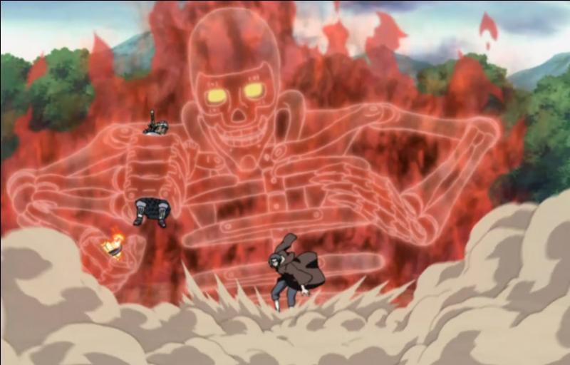Par la suite : Itachi va affronter un puissant ninja avec l'aide de quelqu'un. Qui va combattre avec Itachi et qui vont-ils affronter ?