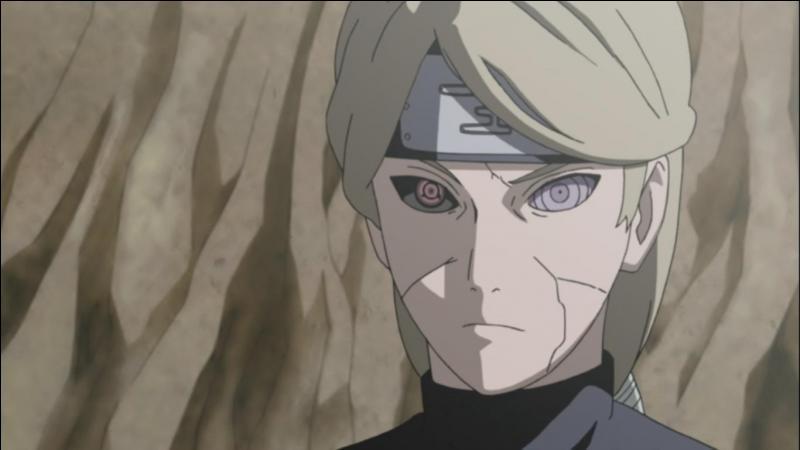Sur quelle partie du corps de Yugito est placé un récepteur de chakra ?