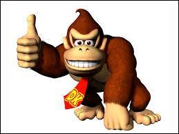 Ce gros singe avec une cravate me dit quelque chose... Mais je ne sais plus comment il s'appelle...