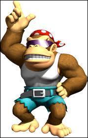 Pour finir mon quiz, je voulais vous confier que ce singe est tellement distingué que j'en ai oublié son nom...