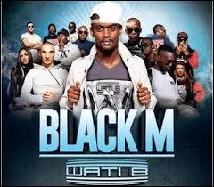 Quel est l'album solo de Black Mesrimes