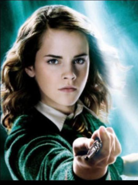Est-ce Hermione qui a eu l'idée de l'A. D ? (Film 5)