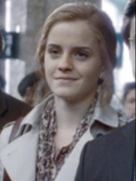 19 ans après, Hermione est mariée à ... ?