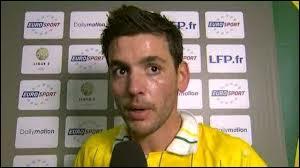 Dans quel club de Ligue 1 joue ce joueur ?
