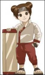 Je suis une shinobi spécialiste des armes de jet. Mes coéquipiers sont Lee & Neji et mon sensei Gaï. Comment m'appelle-je ?