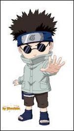 Je manipule les insectes. Je suis un chûnin de Konoha & un ancien membre de l'équipe 8. Comment m'appelle-je ?