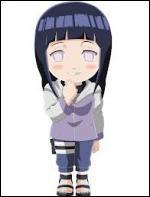 Je suis un chûnin de Konoha. Je possède le Byakugan comme Kekkei Genkai. J'aime énormément Naruto. Comment m'appelle-je ?