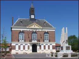 Möy-de-l'Aisne (Picardie) se situe dans le département ...