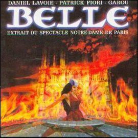 En 1998, qui chante cette superbe chanson extraite de la comédie musicale  Notre-Dame de Paris  ?