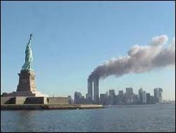 En quelle année ont eu lieu les attentats du 11 septembre qui ont frappé les Etats-Unis ?
