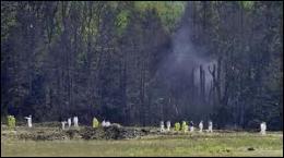 Un autre avion détourné , qui se dirigeait vers Washington, s'écrase en rase campagne à Shanksville, en Pennsylvanie. Quelle en est la raison selon la version officielle ?