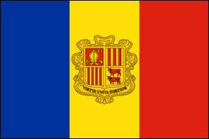 À quel pays voisin de la France appartient ce drapeau ?