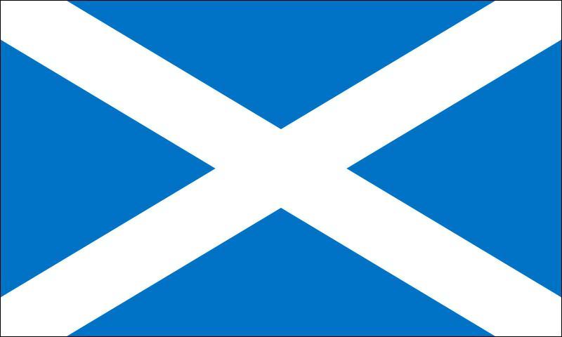 À quel pays britannique appartient ce drapeau ?