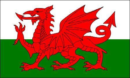 Quelle nation du Royaume-Uni possède ce drapeau ?