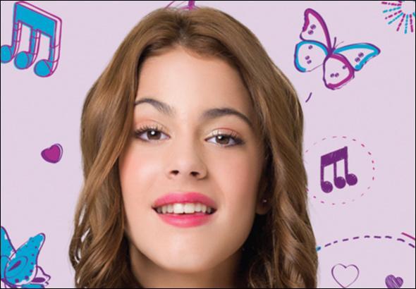 Qui fait la voix de Violetta ?