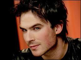 Quel acteur joue le rôle de Damon dans «Vampire Diaries» ?