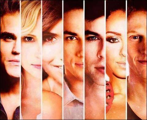 Dans «Vampire Diaries», quel(s) est(sont) le(s) bon(s) mot(s) clé(s) ?