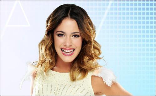 Dans la deuxième saison, Violetta aura les cheveux plus...
