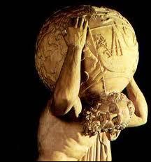 Pour quelle raison, Atlas subit-il la colère de Zeus ?