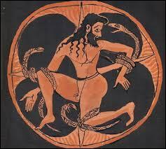 Que fit Zeus pour piéger Ixion ?