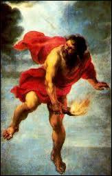 À quoi consistait le châtiment de Prométhée ?