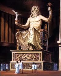 En quoi fut transformé Lycaon, le roi d'Arcadie ?
