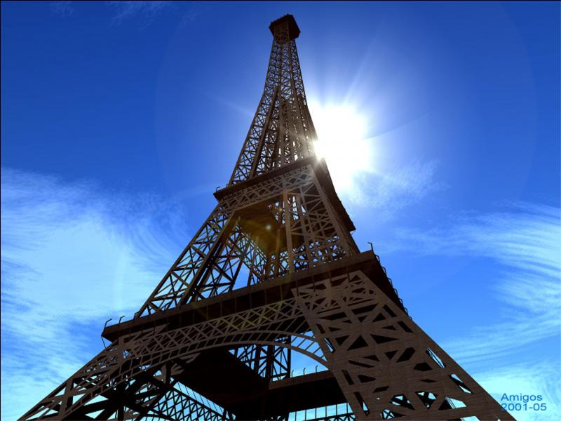 Quizz la tour eiffel quiz monuments tour eiffel for Combien de tour de teflon