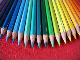 Ce sont des crayons de couleur :