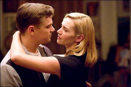 Et enfin Ici avec Leonardo Dicaprio mais dans quel film?