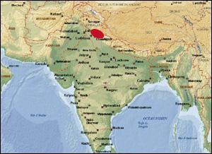 Encore et encore, un repère géographique : sur quel continent le grand fleuve de Gange se situe-t-il ?