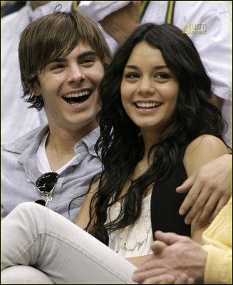 Où étaient Zac et Vanessa ?