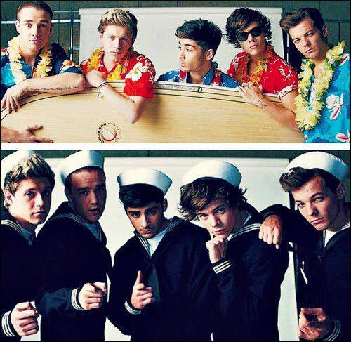 Harry est le ... du groupe !