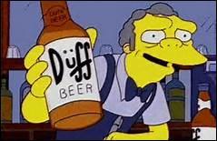 Comment s'appelle le barman qui sert des bières à Homer ?