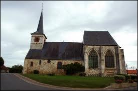 La commune de Feuquière-en-Vimeu (département 80) se situe en région ...