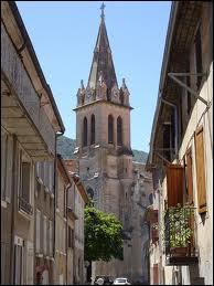 Nous allons visiter la ville de Laragne-Montéglin (région P. A. C. A). Nous serons donc dans le département n° ...