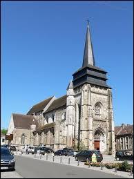 Nous sommes à Neufchâtel-en-Bray (Seine-Maritime), commune située en région ...