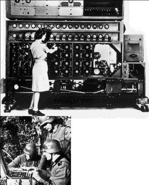 Les Polonais, avant leur défaite de 1939 offrirent aux alliés un objet qui aida énormément les alliés dans leurs combats. C'est une machine à coder et décoder les messages allemands.Quel est son nom ?