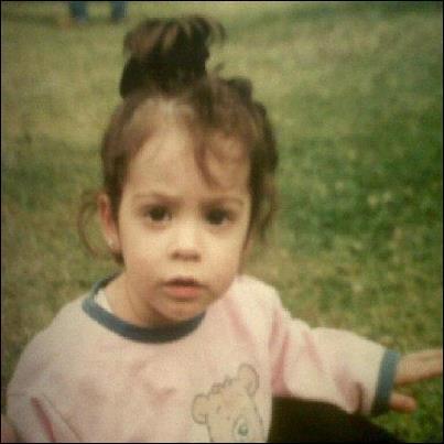 Qui est cette magnifique petite fille ?