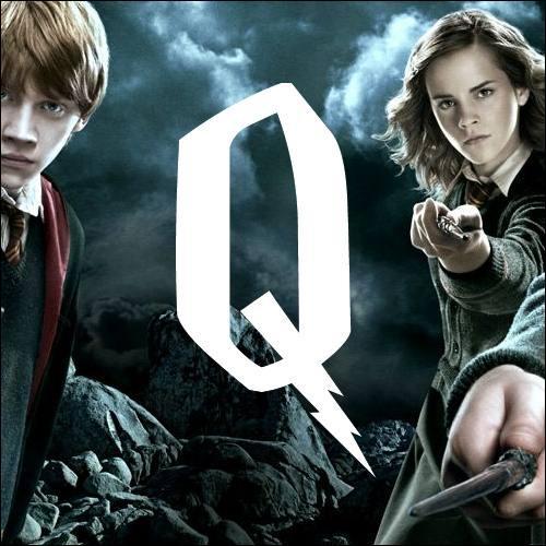 Q. À quoi reconnaît-on le p-pauvre et bé-bégayant p-professeur Quirrell ?