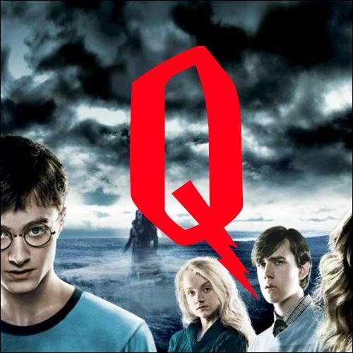 Q. Dans le tome 6, pourquoi Harry trouve-t-il refuge derrière le livre  La Quintessence, une quête  ?
