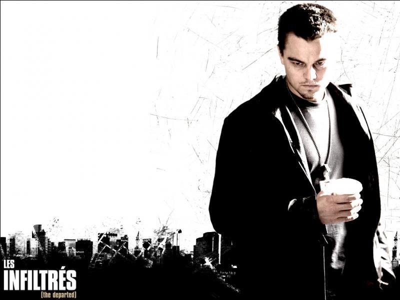 Dans le film américain de 2006 de Martin Scorsese  Les Infiltrés , Leonardo DiCaprio est l'un des infiltrés pour la police mais qui est le deuxième infiltré pour la mafia ?