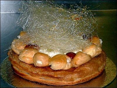 Quel est le nom exact de cette pâtisserie ?