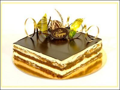 Quel est le nom exact de ce gâteau ?