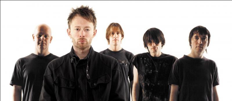 Paru en 1992,  Creep  fut le 1er single de quel groupe ?