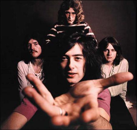 Quel groupe de rock britannique est fondé en 1968 à Londres ?