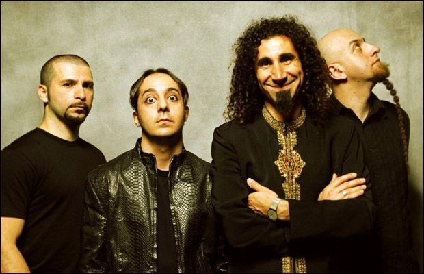 Quel groupe de rock américain, d'origine arménienne, s'est formé en 1994 en Californie ?