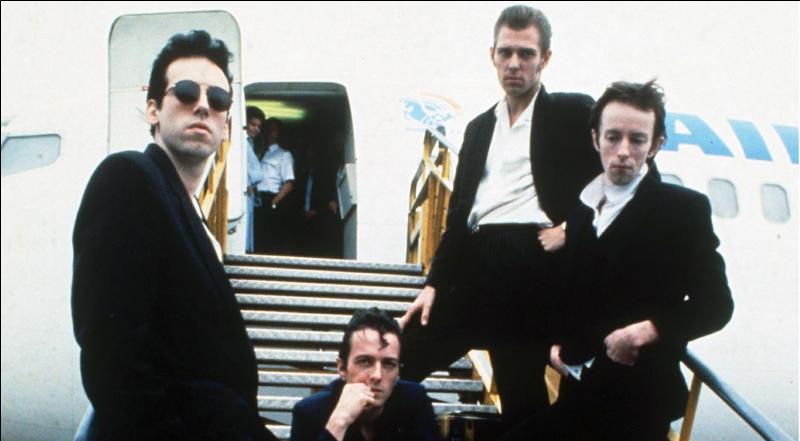 Quel groupe est un groupe de punk britannique ?