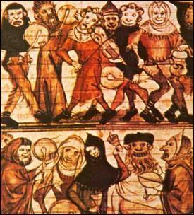 À partir de quel siècle le théâtre religieux abandonne-t-il le latin pour le français (Enfin une question difficile, diront les puristes) ?